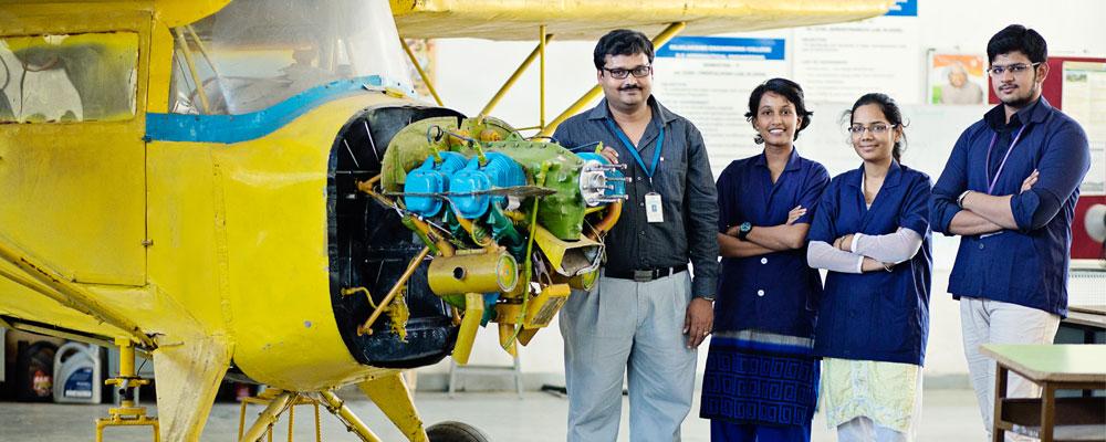 Aeronautical Engineering | Rajalakshmi Engineering College (REC)